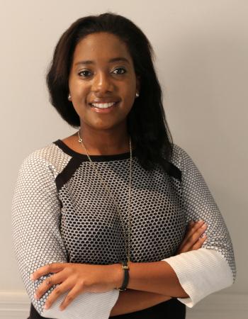 Natasha Saungweme speaking with Inter-View during 2016